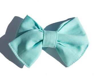 Girl's Hair Bow - Baby Headband - Hair Bows for Girls - Bow Headband - Wedding Hair Accessories - Nylon Headband - Hair Clip for Toddlers