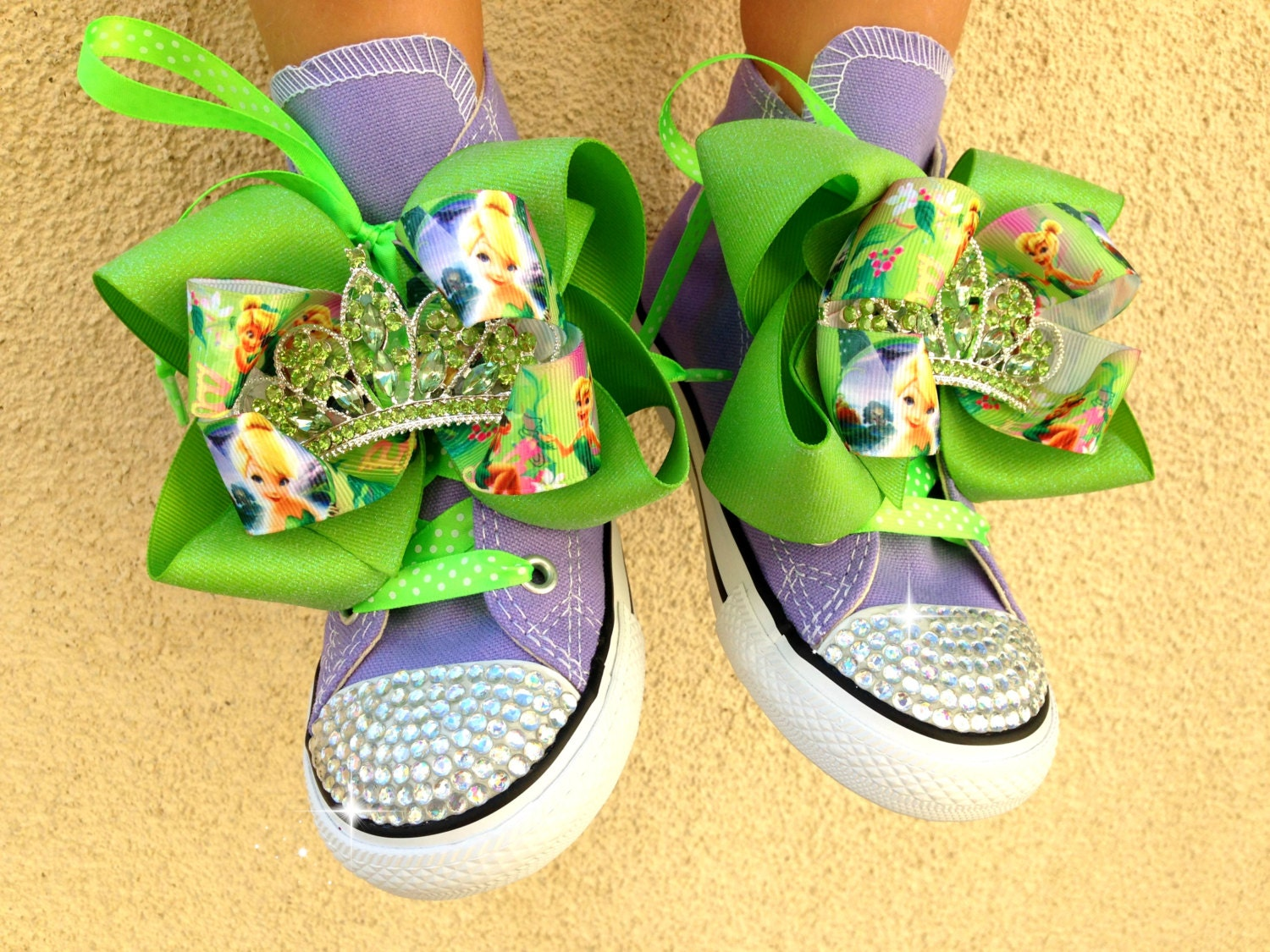 ?zoom & TINKERBELL SHOES Tinkerbell Costume Tinkerbell Party