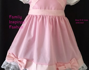 Baby Cinderella dress, Baby Cinderella costume