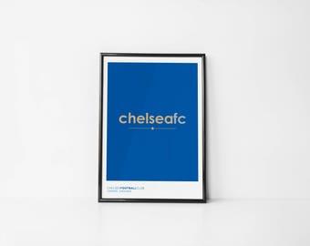 Chelsea FC  | Art Print