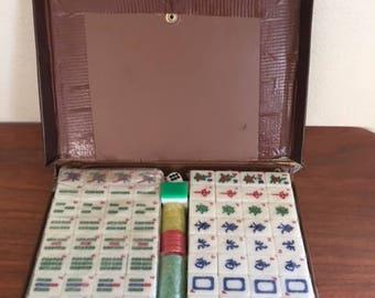 Bakelite Mahjong Set