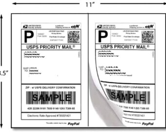 Shipping Labels (7