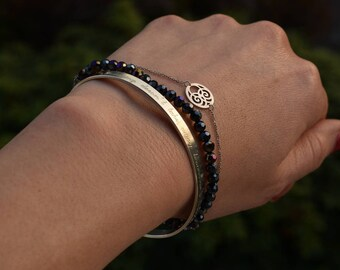 Custom Bracelet, Engraved, Coordinates, Greys Anatomy, Couples Bracelet, Silver Color Cuff, Gift, Shiny, Personalized Jewelry, Custom Name