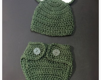 Infant Froggy Costume