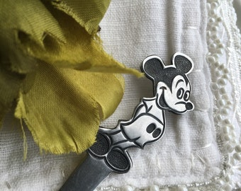 Mickey Youth Fork Walt Disney Product by Bonny - #A2636