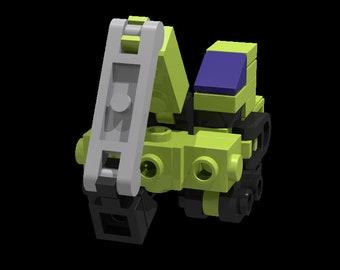 Constructicon - Scavenger- No Parts