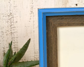 Vintage Color of Your Choice in Rustic Cedar Build Up Choose your small frame size 3x3, 2x6, 3.5x5, 4x4, 4x6, 5x7, 5x5, 6x6, 6x8, 7x7, 4x10
