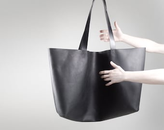 Tote bag Leather bag Women bag women bag leather Man bag Man bag leather  Tote bag leather  Leather tote   Black leather tote tote
