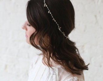 Nori Tie-In Headband/Braid Wrap