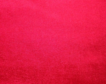 "Fuschia Polyester Satin Fabric 60"" Wide Per Yard"