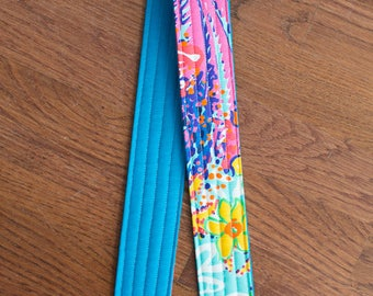 CAMERA STRAP in Lilly Pulitzer Fishing For Compliments Duo