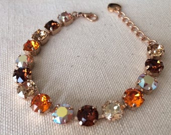 Autumn Harvest Bracelet