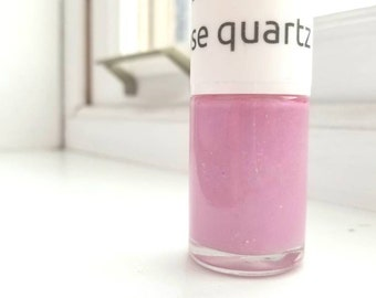 Rose Quartz Custom Nail Polish