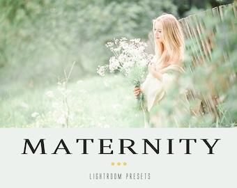 Maternity professional lightroom presets