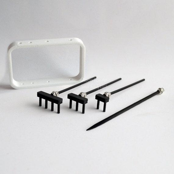 Superb Zen Garden Rake Set // Mini Zen Garden // Miniature Garden