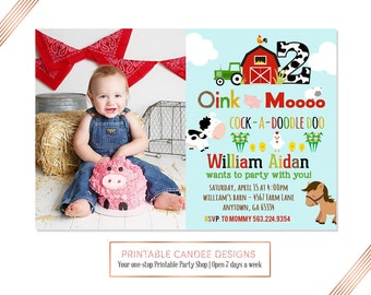 farm party invitations barn party invitation farm birthday