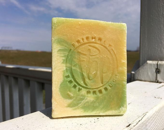 Soap - Lemon Lime Beer Soap