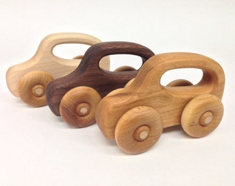 Baby's First Car Rattle Teether Grasping Toy