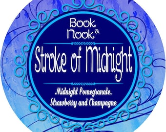 Stroke of Midnight | 4.5oz tin | Cinderella Scented Soy Candle