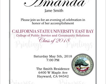 California State University East Bay - Pack of 25