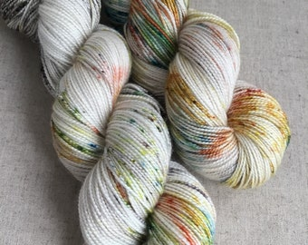 Silky Twist - Merino/Silk (80/20) 4ply weight