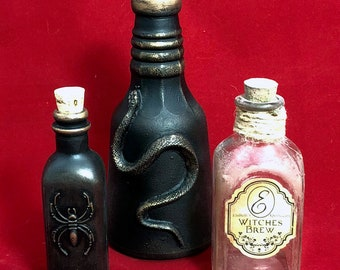 Apothecary Bottles Group I