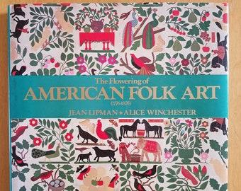 DeStashing: The Flowering of American Folk Art (1176-1876)
