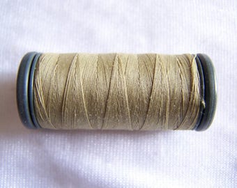Spool of threads, DMC green tweed, special machine (4610)