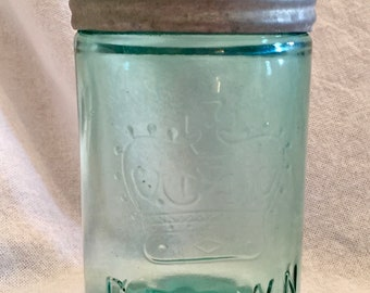Crown Imperial Blue 26 oz Sealer Jar