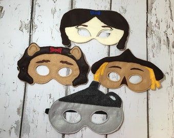 Wizard of Oz masks