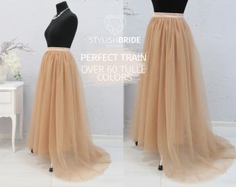 Skirts with Trains
