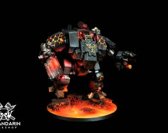 Warhammer 40K Army Commission Painting service