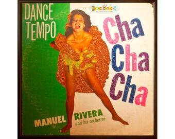 Glittered Cha Cha Cha Album