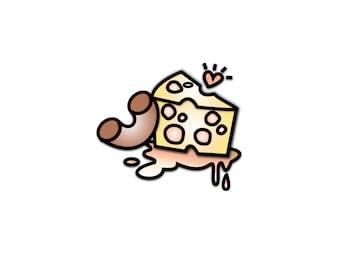 Macaroni and Cheese Clipart - Cheese Wedge Clipart, Noodle Clipart, Mac and Cheese Clipart, Food Clipart, Macaroni and Cheese Clip Art