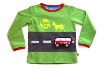 BEEETÚ T-shirt Sightseeing + VW bus toy