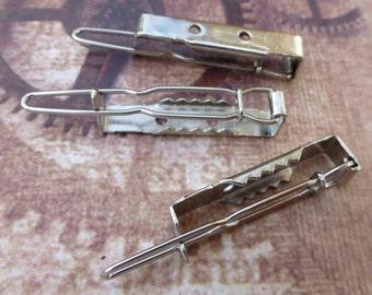 Hair Clip Findings Pack of 100