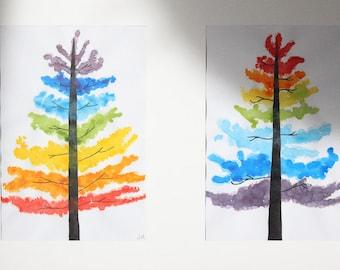 Chakra Trees