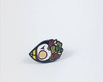 Flowerpuff Pin