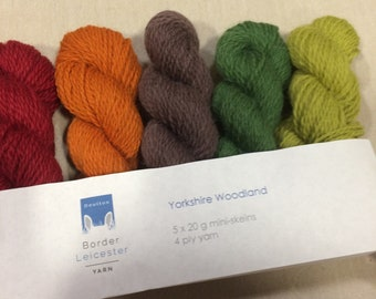 Mini -skeins