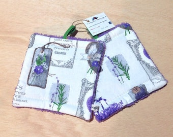 Lavender Grippers (2 units)