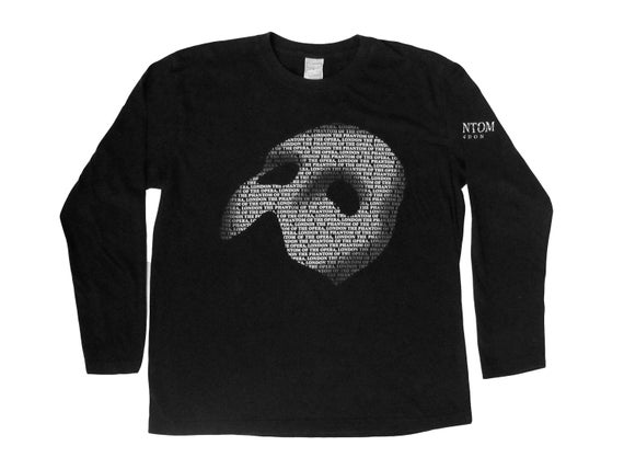 The Phantom of the Opera London L/S Shirt