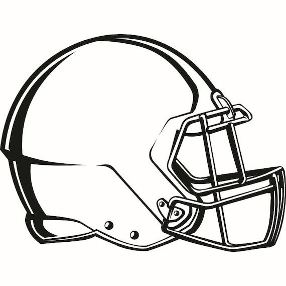 football helmet 3 equipment sports stadium field school team rh etsy com football helmet vector free football helmet vector file