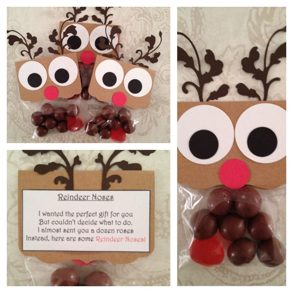 Gag Gifts For Christmas Party: Reindeer Noses, Christmas Favors
