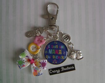 Keychains great nana
