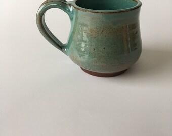 Teal Mug - 8 oz