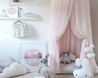 Mosquito net,baby bed canopy, crib canopy net
