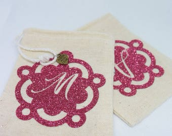 Cloth gift pouch
