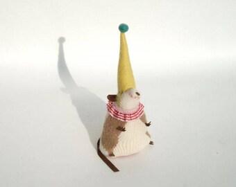 A Fat Rat in a Clown Hat