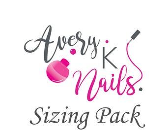 Nail sizing pack.