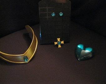 Sailor Neptune cosplay accessory KIT